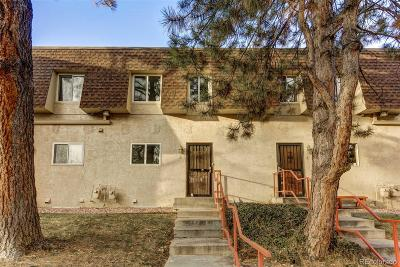 Denver Condo/Townhouse Under Contract: 7755 East Quincy Avenue #T60