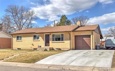 Single Family Home Active: 6755 Kline Street