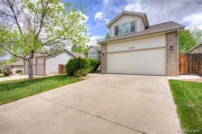 Thornton Single Family Home Active: 13452 Williams Street