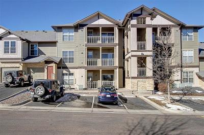 Littleton Condo/Townhouse Under Contract: 7433 South Quail Circle #1913