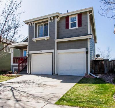Highlands Ranch Single Family Home Active: 5132 Sydney Avenue