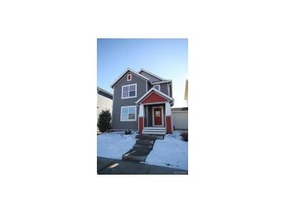 Brighton Single Family Home Active: 4540 Crestone Peak Street