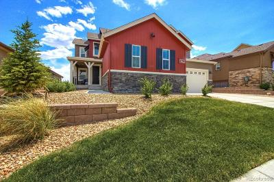 Arvada Single Family Home Active: 17786 West 86th Lane