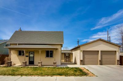 Fort Lupton Single Family Home Active: 805 Park Avenue