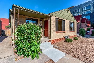 Denver Condo/Townhouse Active: 209 North Washington Street