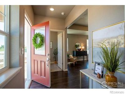 Fort Collins Condo/Townhouse Under Contract: 3045 County Fair Lane 1 Lane