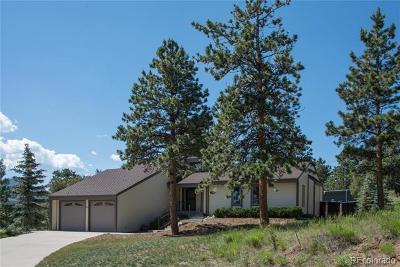 Estes Park Single Family Home Active: 950 Woodland Court
