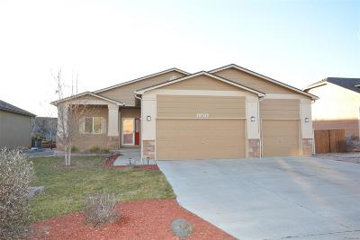 Fountain Single Family Home Active: 10478 Mile Post Loop
