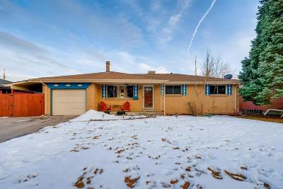Single Family Home Under Contract: 1358 South Drexel Way