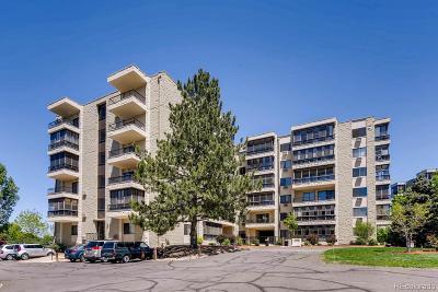 Aurora Condo/Townhouse Active: 13931 East Marina Drive #210