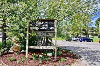 Condo/Townhouse Active: 1385 Sparta Plaza #5