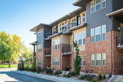 Denver Condo/Townhouse Active: 181 South Monaco Parkway
