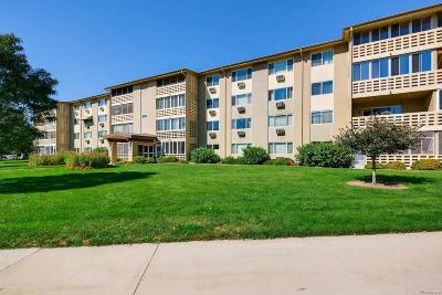 Denver Condo/Townhouse Active: 660 South Alton Way #3D