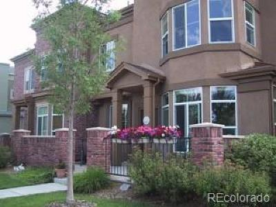 Highlands Ranch Condo/Townhouse Active: 665 West Burgundy Street #B
