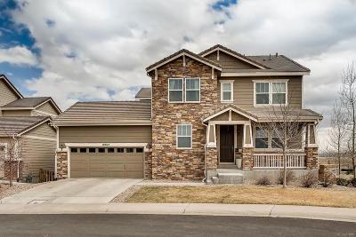 Meridian Single Family Home Under Contract: 10762 Hillsboro Circle