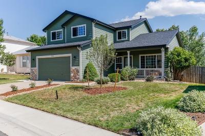 Douglas County Single Family Home Active: 21630 Longs Peak Lane