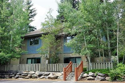 Estes Park Condo/Townhouse Active: 2100 Fall River Road #9