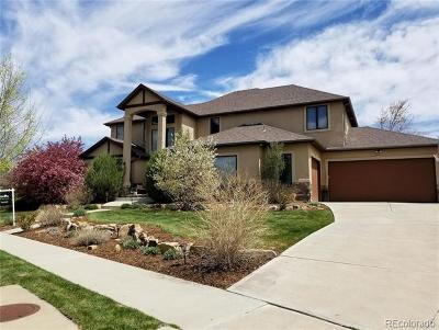 Loveland Single Family Home Active: 5160 Clearwater Drive