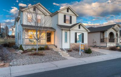 Castle Rock Single Family Home Active: 2940 Breezy Lane