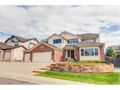 Highlands Ranch Single Family Home Active: 9159 Princeton Street