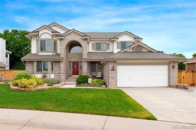Highlands Ranch Single Family Home Active: 2085 Chelsea Court