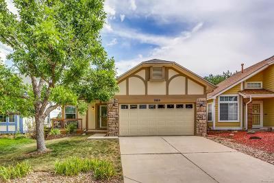 Littleton CO Single Family Home Active: $368,900