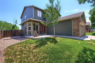 Littleton Single Family Home Under Contract: 7614 Jared Way