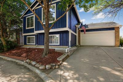Highlands Ranch Single Family Home Under Contract: 9341 Rosewood Court