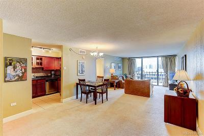 Denver Condo/Townhouse Under Contract: 1020 15th Street #7G
