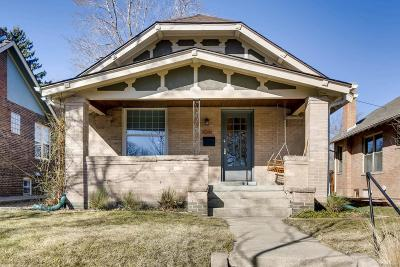 Single Family Home Under Contract: 1061 Adams Street