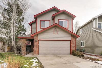 Boulder Single Family Home Under Contract: 3340 Sentinel Drive