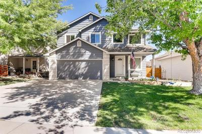 Brighton Single Family Home Active: 5863 East 123rd Drive