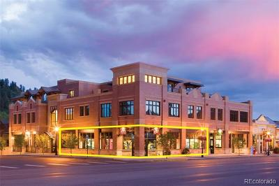 Steamboat Springs Commercial Active: 601 Lincoln Avenue