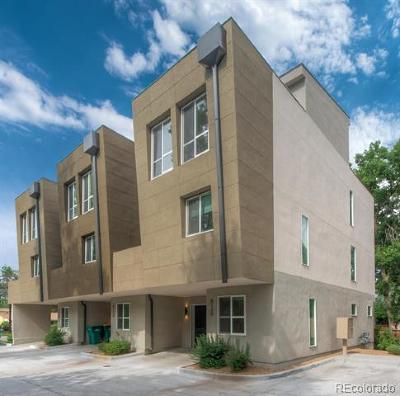 Lakewood Condo/Townhouse Active: 8130 West 10th Avenue