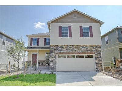Castle Rock Single Family Home Under Contract: 5746 Echo Park Circle