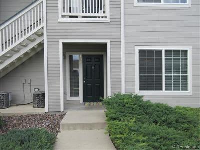 Highlands Ranch Condo/Townhouse Sold: 8301 Pebble Creek Way #104