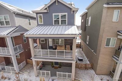 Denver Single Family Home Active: 58 North Syracuse Street