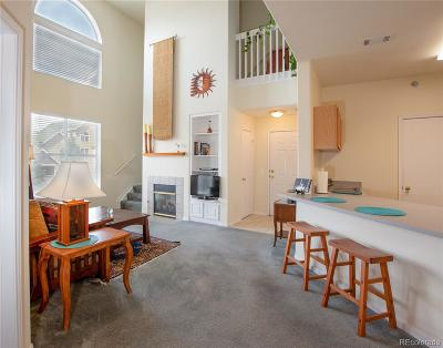 Castle Rock CO Condo/Townhouse Active: $256,000