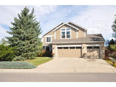 Highlands Ranch Single Family Home Under Contract: 869 Sage Sparrow Circle