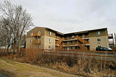 Jefferson County Condo/Townhouse Active: 5402 Carr Street #301