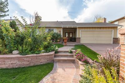 Aurora Single Family Home Active: 1411 South Chambers Circle