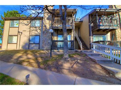 Aurora Condo/Townhouse Active: 1793 South Pitkin Street #B
