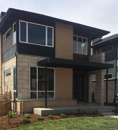 Denver Single Family Home Under Contract: 6827 East Archer Drive