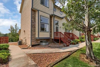 Longmont Condo/Townhouse Under Contract: 1101 21st Avenue #11