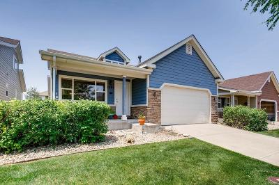 Greeley Single Family Home Under Contract: 1905 66th Avenue