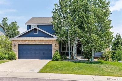 Castle Pines North Single Family Home Active: 725 Stonemont Court