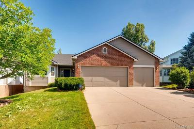 Centennial Single Family Home Active: 21355 East Prentice Lane