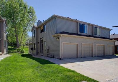 Arvada Condo/Townhouse Under Contract: 10232 West 80th Drive #B