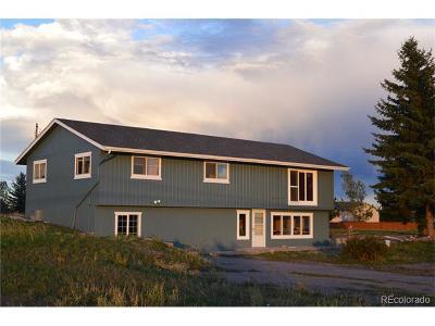 Castle Rock Single Family Home Active: 468 North Ridge Road