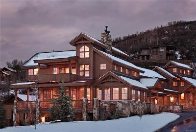 Steamboat Springs CO Condo/Townhouse Under Contract: $1,745,000